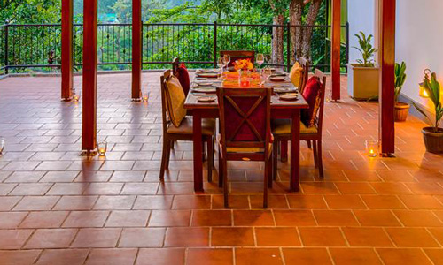 Terracotta Flooring in Sri Lanka